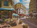 Le Grand Cafe - Cross Stitch Chart