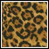 Leopard Cushion - Cross Stitch Chart