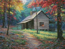 Light from the Past - Cross Stitch Chart