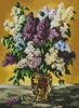 Lilac Bouquet - Cross Stitch Chart