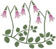 Linnea Flowers - Cross Stitch Chart