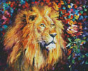 Lion of Zion - Cross Stitch Chart