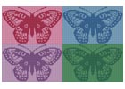 Little Butterflies Cross Stitch Chart