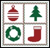 Little Christmas Sampler - Cross Stitch Chart