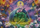 Little Dragon - Cross Stitch Chart
