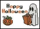 Little Halloween - Cross Stitch Chart
