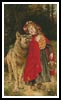 Little Red Riding Hood - Cross Stitch Chart