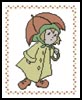 Little Sarah 3 - Cross Stitch Chart