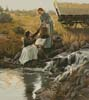 Living Waters - Cross Stitch Chart