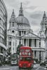 London Bus - Cross Stitch Chart