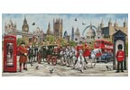 London Panorama (Large) - Cross Stitch Chart