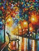 Loneliness of Autumn (Large) - Cross Stitch Chart