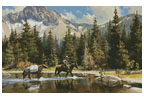Lonesome in Paradise - Cross Stitch Chart
