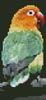 Lovebird Bookmark- Cross Stitch Chart