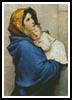 Madonna of the Streets - Cross Stitch Chart