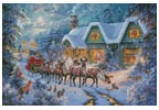 Magic of Christmas - Cross Stitch Chart