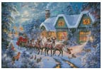 Magic of Christmas (Large) - Cross Stitch Chart