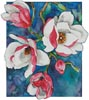 Magnificent Magnolias 2 - Cross Stitch Chart