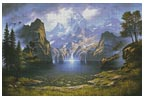 Majestic Vision - Cross Stitch Chart