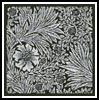Marigold Black - Cross Stitch Chart