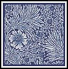 Marigold Blue - Cross Stitch Chart