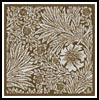 Marigold Brown - Cross Stitch Chart