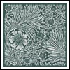 Marigold Gray Green - Cross Stitch Chart