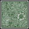 Marigold Green - Cross Stitch Chart