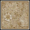 Marigold Tan - Cross Stitch Chart