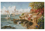 Mariner's Haven - Cross Stitch Chart