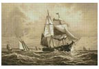Marine View - Cross Stitch Chart