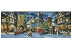 Market Square - (Large) - Cross Stitch Chart