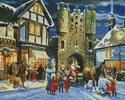 Market Square - (Crop 1) - Cross Stitch Chart