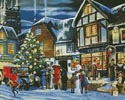 Market Square - (Crop 2) - Cross Stitch Chart
