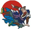 Martial Arts - Cross Stitch Chart