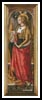 Mary Magdalene - Cross Stitch Chart
