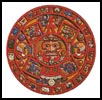 Mayan Doomsday Calendar - Cross Stitch Chart