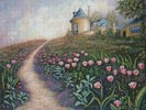 Mayflowers - Cross Stitch Chart