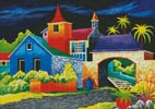 Mediterranean 2 - Cross Stitch Chart