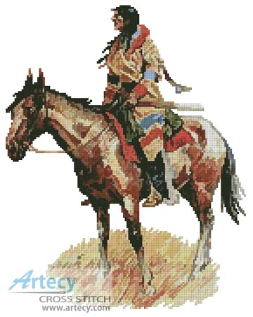 A Breed - Cross Stitch Chart