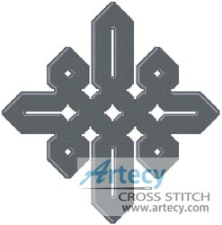 Celtic Chart 1 - Cross Stitch Chart