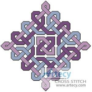 Celtic Chart 2 - Cross Stitch Chart