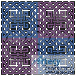 Celtic Chart 6 - Cross Stitch Chart