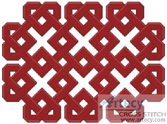 Celtic Chart 9 - Cross Stitch Chart