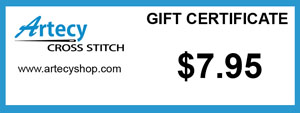$7.95 Gift Certificate
