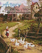 Mini Berkshire Homestead - Cross Stitch Chart