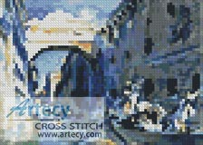Mini Bridge of Sighs - Cross Stitch Chart