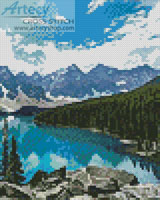 Mini Canada - Cross Stitch Chart
