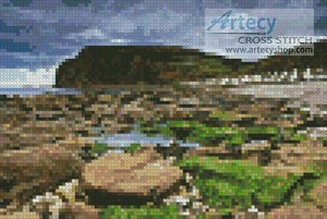 Mini Pennan, Scotland - Cross Stitch Chart