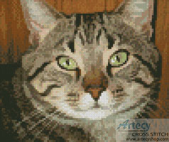 Mini Purr - Cross Stitch Chart